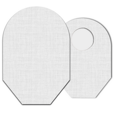 C&S Ostomy Pouch Covers - White Ostomy Pouch Cover