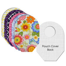 C&S Ostomy Pouch Covers - Women's Set