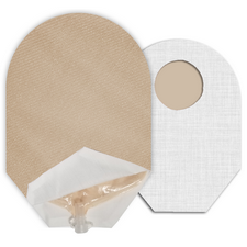 C&S Ostomy Pouch Covers - Tan Ostomy Pouch Cover (Open End)