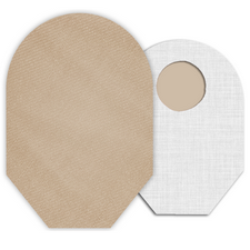 C&S Ostomy Pouch Covers - Tan Ostomy Pouch Cover