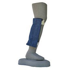 Urine Leg Bag Covers - Denim Style