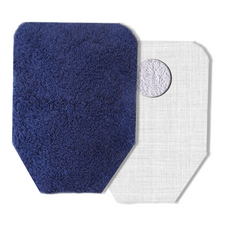 C&S Pouch Covers - Quick Dry Terry Cloth (Navy)