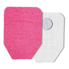 C&S Pouch Covers - Quick Dry Terry Cloth (Peach)