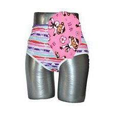 C&S Ostomy Pouch Covers - Karate Monkey for Girls