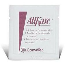 ConvaTec Allkare Adhesive Remover Wipes (100 Pack)