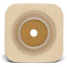 SUR-FIT Natura® Stomahesive® Flexible Wafer - Tan (10/Box)