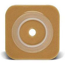 SUR-FIT Natura® Stomahesive® Wafer w/ Flange 4 in. x 4 in. (10/Box)