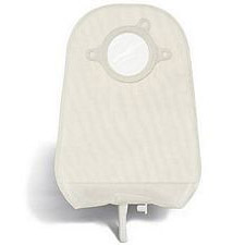 SUR-FIT Natura® Urostomy Pouch - Small w/ 1-sided Comfort Panel - Transparent