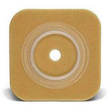 SUR-FIT Natura® Durahesive® Skin Barrier w/ Flange w/o Tape Collar - (4 x 4in.)