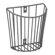 Wall Basket, Standard Gray