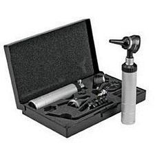 Otoscope/Ophthalmoscope Basic Combilight Set