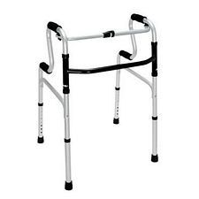 Sit To Stand Walker (Silver With Black)