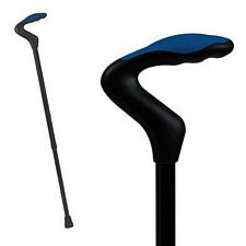 HealthSmart Comfortgrip Cane with Gel Grip