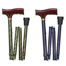 Designer Folding Canes (Cyclone Patterns)