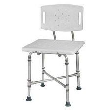 Bariatric Bath Seat w/ Back And Bactix