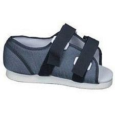 Blue Mesh Post-Op Shoe - Mens