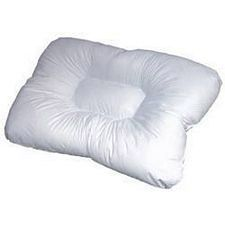 Stress-Ease Allergy-Free Pillow - White