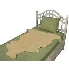 Deluxe Natural Sheepskin