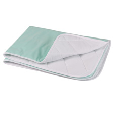 4-Ply Quilted Reusable Bed Pad