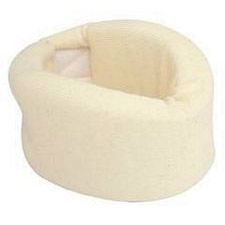 Soft Foam Cervical Collar - 2 1/2 in. Thick