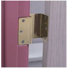 Expandable Door Hinge (1 Pair)