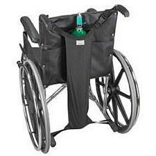 Oxygen Tank Holder for Wheelchairs