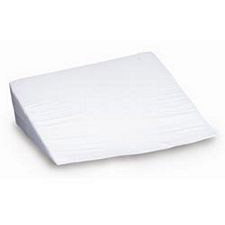 Foam Bed Wedge, White, 12 x 24 x 24 in.