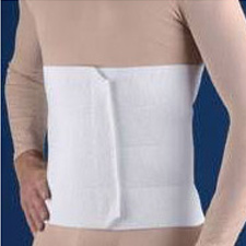 Three-Panel Surgical Abdominal Binder - 9in.