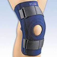Safe-T-Sport® Thermal Neoprene Knee Stabilizing Support