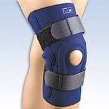 Safe-T-Sport® Thermal Neoprene Hinged Knee Brace