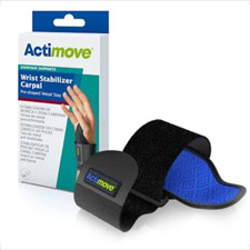 BSN Medical Actimove Wrist Stabilizer with Metal Stay