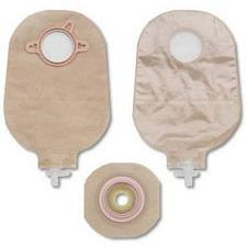 New Image 2-Piece Urostomy 9 Pouch - Ultra Clear