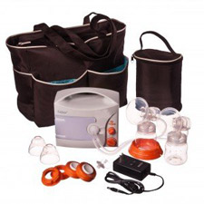 Hygeia Enjoye Series Breast Pump Set