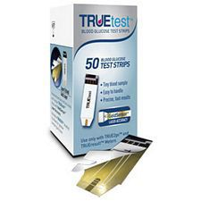 TrueTest Strips (50/Box)
