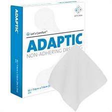 Adaptic Non-Adherent Dressings 3 x 16 in. Strips (36/Box)