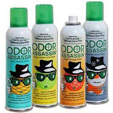Odor Assassin - 6 Oz. Fine Mist Spray