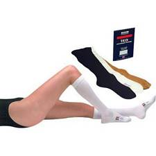TED Knee Stockings, Closed Toe Black - Sm/Long (12/Box)
