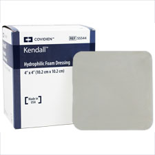 Kendall COPA Hydrasorb® Foam Dressing - 4 x 4 in.