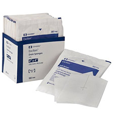 Kendall Excilon™ I.V. Sterile Sponge 4 x 4 in. (Sterile 2 Packs)