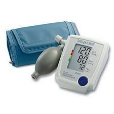 LifeSource™ Blood Pressure Monitor - Manual - Regular