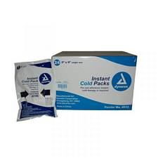Instant Cold Pack - 5 x 9 in. (24/Box)