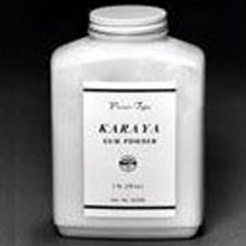 Karaya Powder - 16 Oz. Bottle