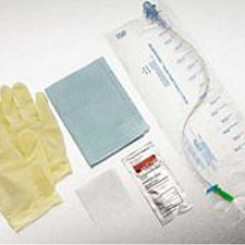 Rusch Intermittent Catheter - 16 Fr. With Kit