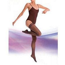 120 Sheer Fashion Series - Womens Thigh-high w/ Grip Top Stockings - 15 - 20mmHg