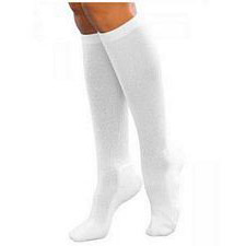 142 Cushioned Cotton Series - Womens Calf-High Socks - 15 - 20mmHg