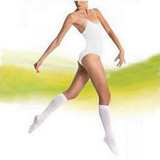 146 Casual Cotton Series - Womens Calf-High Maternity Stockings - 15-20mmhg