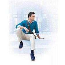 192 All Season Wool Series - Mens Calf-High Stockings - 15-20mmhg