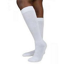 602 Diabetic Series - Womens Calf-High Stockings - 15-20mmhg