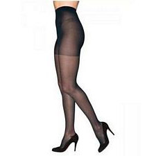 780 Eversheer Series - Womens Pantyhose Open Toe Stockings - 15-20mmhg
