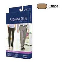 860 Select Comfort Series - Unisex Thigh-High w/ Waist Attachment Open Toe Stockings - 30 - 40mmHg